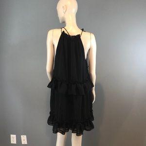 NSR Dresses - NWOT NSR Sleeveless Short Black Dress Sz Sm